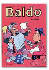 una copertina di Baldo