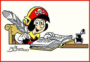 Logo Premio Luciano Bottaro - I mestieri del fumetto.