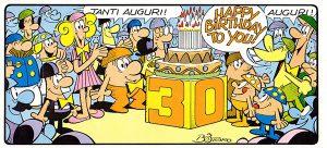 Pon Pon 30 anni