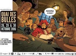"Manifesto di ""Quai de bulles"" 2016"
