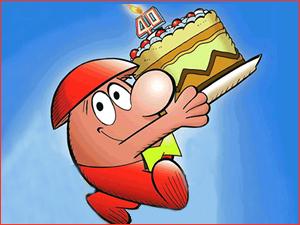 Pon Pon festeggia i quarant'anni