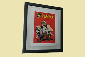 serigrafia Pepito
